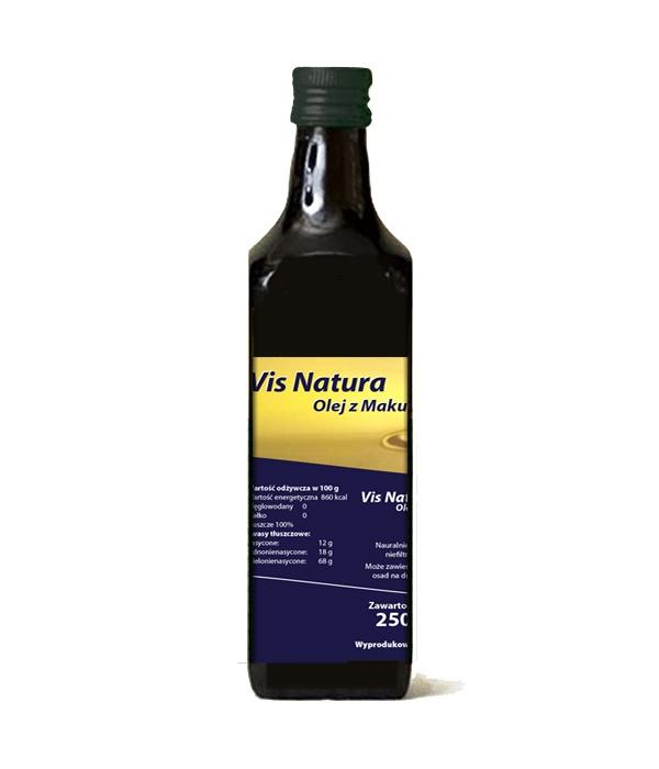 Olej z maku sklep